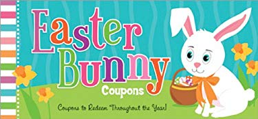 Easter Bunny Coupons 9781402268212