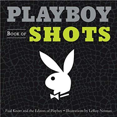 Playboy Book of Shots 9781402769542