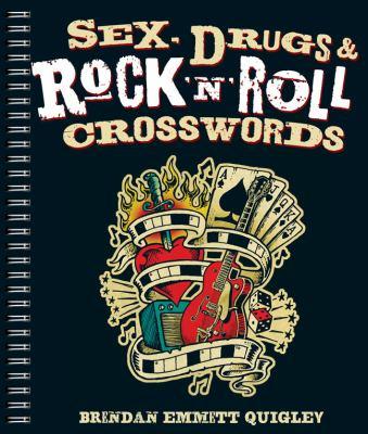 Sex, Drugs & Rock 'n' Roll Crosswords 9781402772139