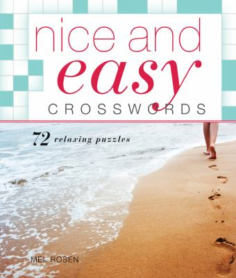Nice and Easy Crosswords 9781402774058