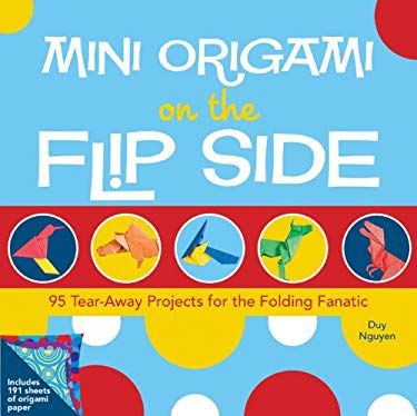 Mini Origami on the Flip Side 9781402775109