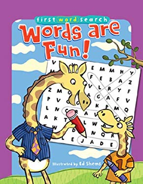 First Word Search: Words Are Fun! 9781402777332