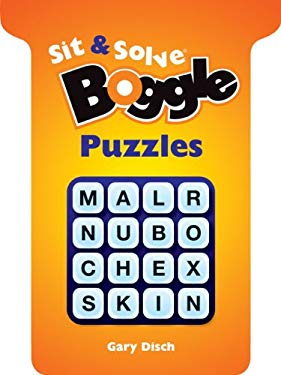 Boggle Puzzles 9781402780172