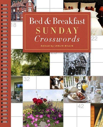 Bed & Breakfast Sunday Crosswords 9781402794490
