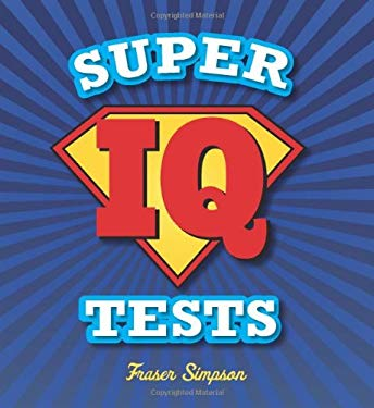 Super IQ Tests 9781402797279