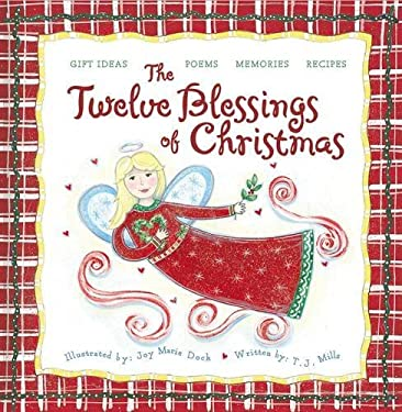The Twelve Blessings of Christmas 9781404189461