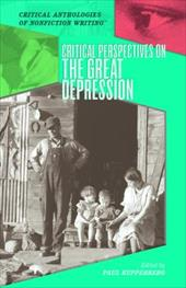 Critical Perspectives on the Great Depression