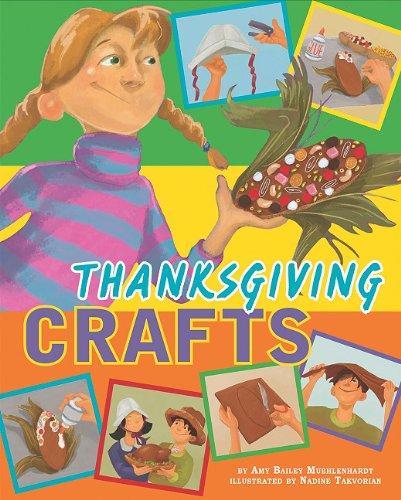 Thanksgiving Crafts 9781404862821