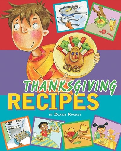 Thanksgiving Recipes 9781404862838