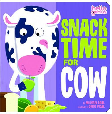 Snack Time for Cow 9781404864962