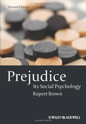 Prejudice: Its Social Psychology 9781405113069