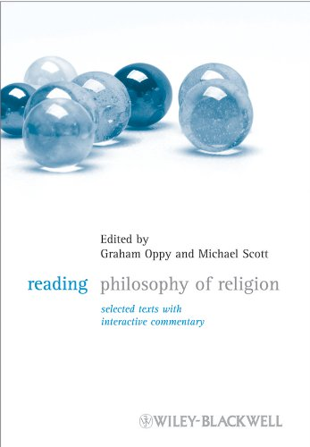 Reading Philosophy of Religion: Selected Texts with Interactive Commentary 9781405170819