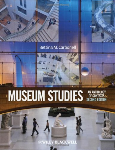 Museum Studies: An Anthology of Contexts 9781405173810