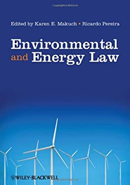 Environmental and Energy Law 9781405177870