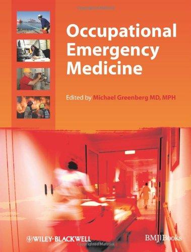 Occupational Emergency Medicine 9781405180719