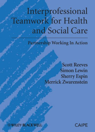 Interprofessional Teamwork in Health and Social Care 9781405181914