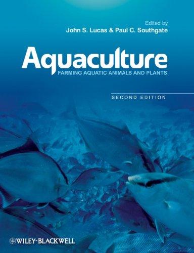 Aquaculture: Farming Aquatic Animals and Plants 9781405188586