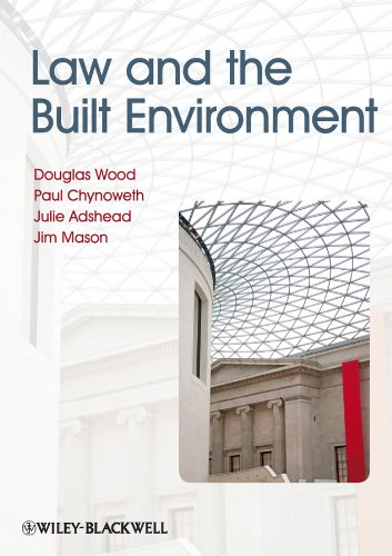 Law and the Built Environment 9781405197601