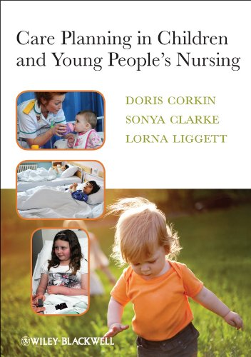 Care Planning in Children and Young People's Nursing 9781405199285