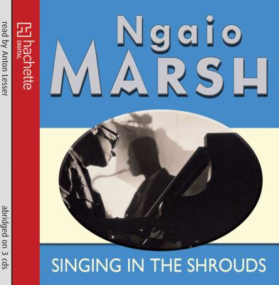 Singing in the Shrouds 9781405508001