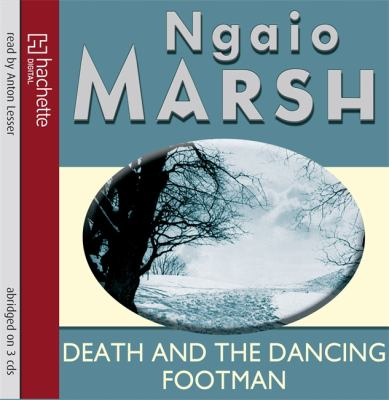 Death and the Dancing Footman 9781405508025