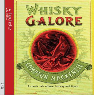 Whisky Galore 9781405508957