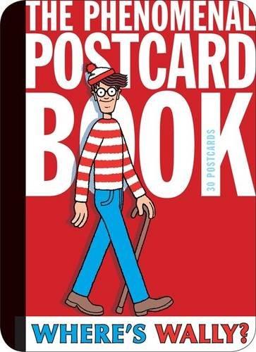 Where's Wally?: The Phenomenal Postcard Book 9781406333367