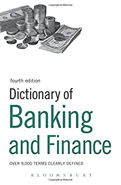 Dictionary of Banking and Finance 9781408128060