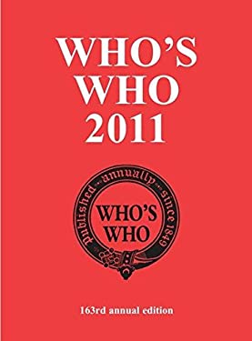 Who's Who: An Annual Biographical Dictionary 9781408128565