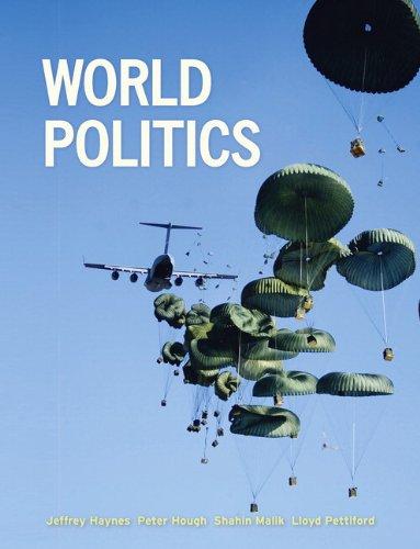 World Politics [With Web Access]