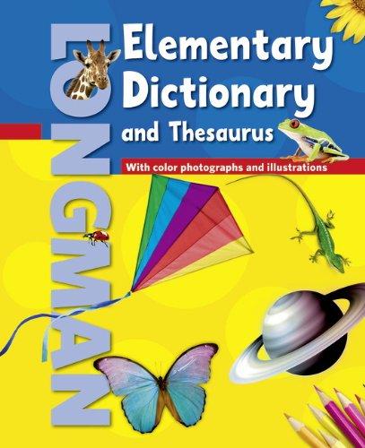 Longman Elementary Dictionary and Thesaurus 9781408225219