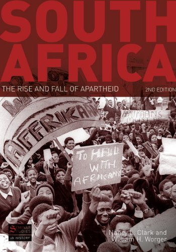 South Africa: The Rise and Fall of Apartheid 9781408245644