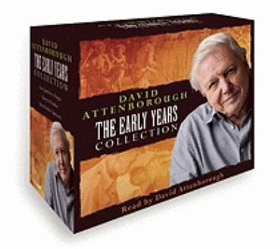 David Attenborough: The Early Years 9781408468500