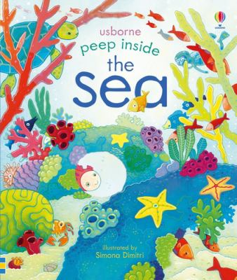 Peep Inside The Sea [Board book] NA