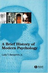 A Brief History of Modern Psychology 6097571
