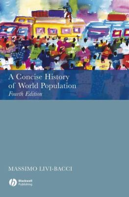 A Concise History of World Population 9781405146951