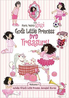 A God's Little Princess DVD Treasury Box Set 9781400315086