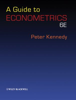 A Guide to Econometrics 9781405182577