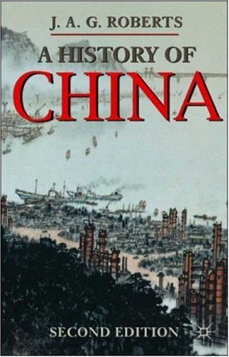 A History of China: Second Edition 9781403992758