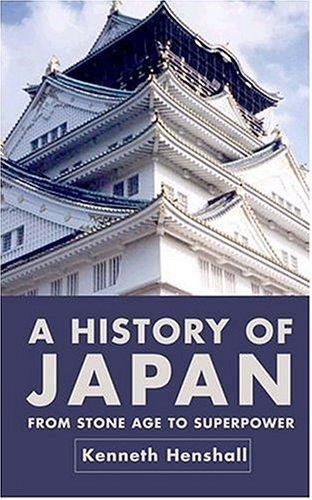 History of Japan 9781403912725