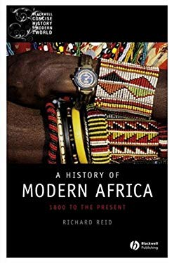 A History of Modern Africa: 1800 to the Present 9781405132640