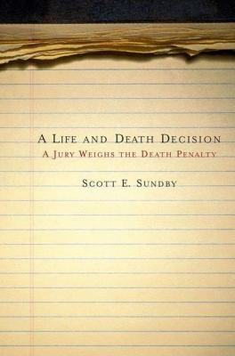 Life and Death Decision 9781403961181