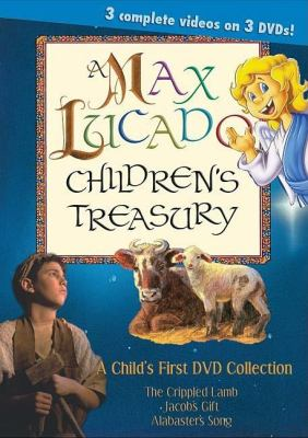 A Max Lucado Children's Treasury: DVD Box Set 9781400311699