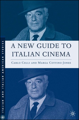 A New Guide to Italian Cinema 9781403975652