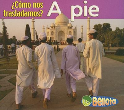 A Pie = On Foot 9781403486417