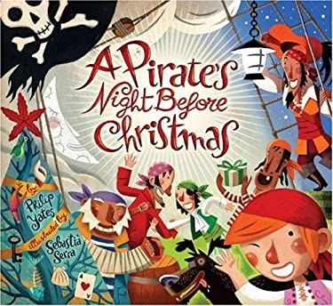 A Pirate's Night Before Christmas 9781402742576