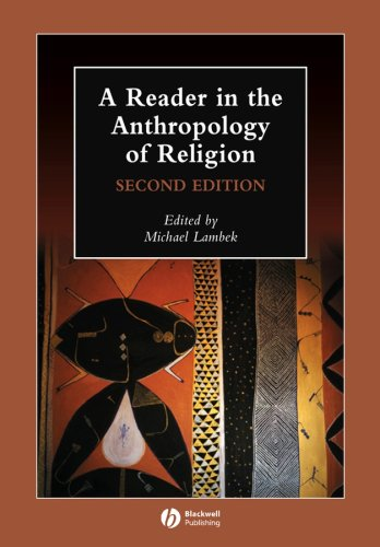 A Reader in the Anthropology of Religion 9781405136150