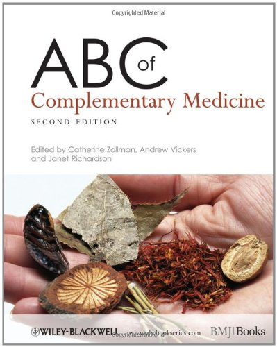 ABC of Complementary Medicine 9781405136570