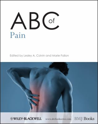 ABC of Pain 9781405176217