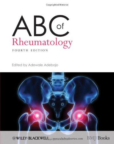 ABC of Rheumatology 9781405170680